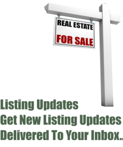 Listing update graphic